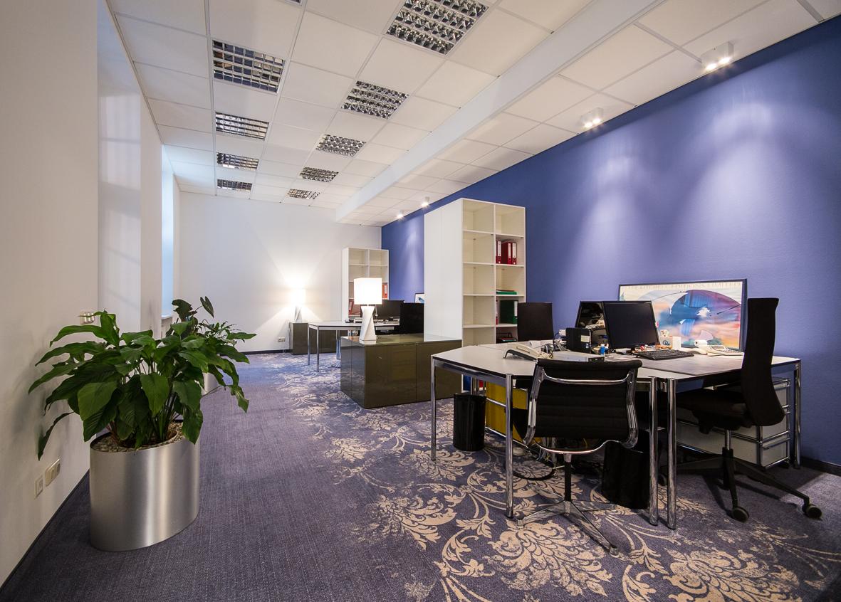 Büroeinrichtung von Intaria